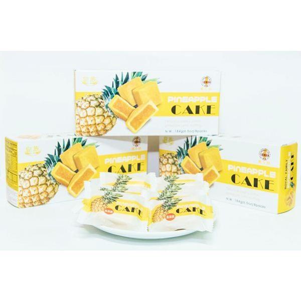 Bánh thơm dứa Đài Loan Pineapple Cake