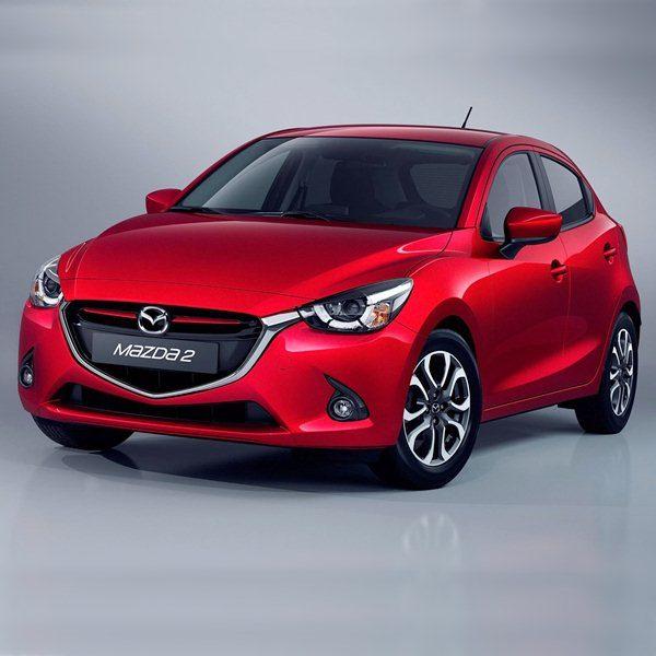 Dịch vụ cho thuê xe Mazda 2