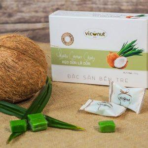 Kẹo dừa (coconut candy) Viconut - Đặc sản Bến Tre
