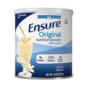 Sữa Ensure Original dạng bột hương Vani
