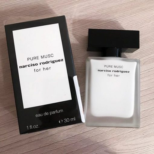 Nước hoa Narciso Pure Musc for her 30ml