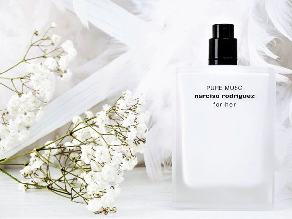 Nước hoa Narciso Pure Musc for her