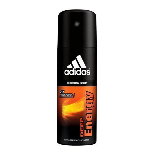 Bình xịt thơm toàn thân Adidas Deep Energy