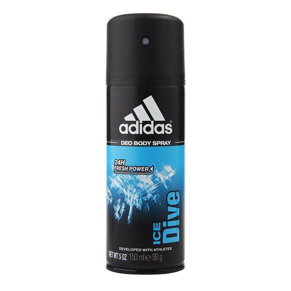 Bình xịt thơm toàn thân Adidas Ice Dive