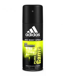 Bình xịt thơm toàn thân Adidas Pure Game